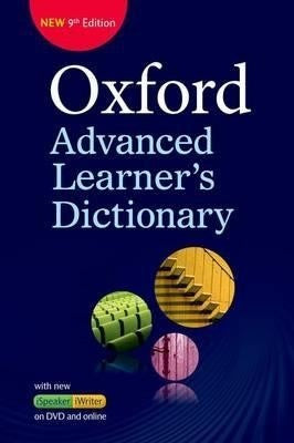 DICCIONARIO OXFORD ADVANCED LEARNERS 9TH EDITION
