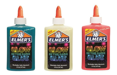 ADHESIVO ELMERS GLOW IN THE DARK x 147ML