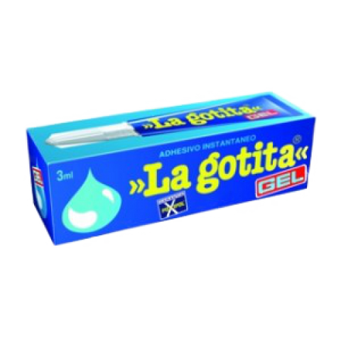 ADHESIVO LA GOTITA GEL 2ML