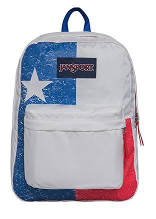 MOCHILA JANSPORT  SUPERBREAK LONE STAR T5011Z2