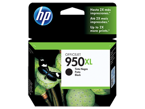 CARTUCHO HP 950xl Negro cn045al