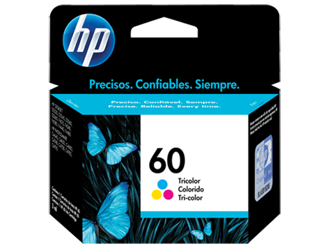 HP 60 TRICOLOR P/F4280 3ML