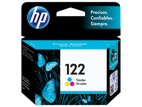 HP 122 TRICOLOR CH562HL