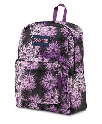 MOCHILA JANSPORT  SUPERBREAK FLOWERS T5010AD
