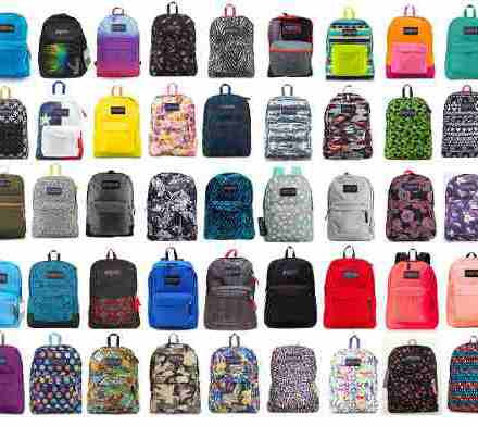 "*MOCHILA JANSPORT Serie SUPERBREAK """"""Modelo a elegir del stock actual"""""""