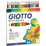 LAPICES DE COLORES GIOTTO STILNOVO