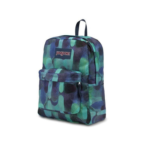 MOCHILA JANSPORT  SUPERBREAK MULTILAVA LAMP T5010JL