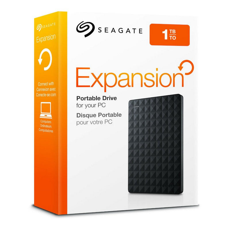 HD DISCO RIGIDO PORTABLE USB SEAGATE 1TB