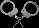Heavy Duty Handcuffs Designed For Police or Security Use
