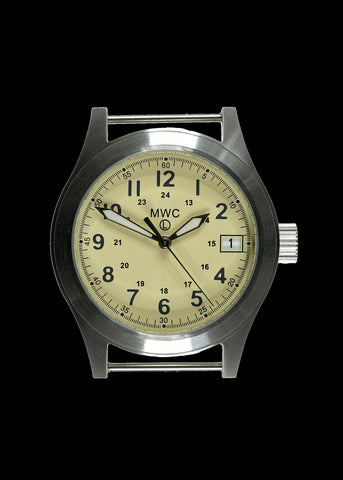MWC Classic 100m Water Resistant General Service Watch with 24 Jewel Automatic Movement (Limited Edition)