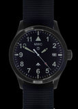 MWC MKIII (100m) 1950s Pattern Automatic Ltd Edition Military Watch in black PVD Steel with Sapphire Crystal