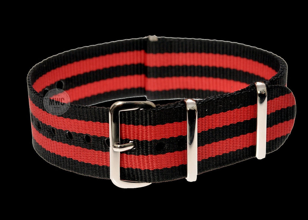 "20mm ""Luftwaffe Pattern"" NATO Military Watch Strap"