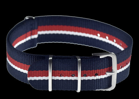 20mm British Royal Navy NATO Military Watch Strap