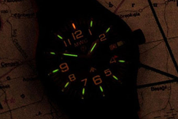 Tritium GTLS Self Luminous Watches