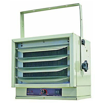 HBC Comfort Zone Industrial Fan-Forced Ceiling Mount Utility Heater CZ220