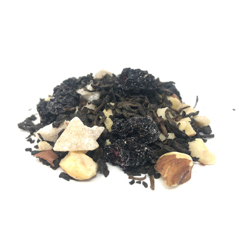 Blackberry Caramel Pu-erh (Pu-erh Tea Blend)