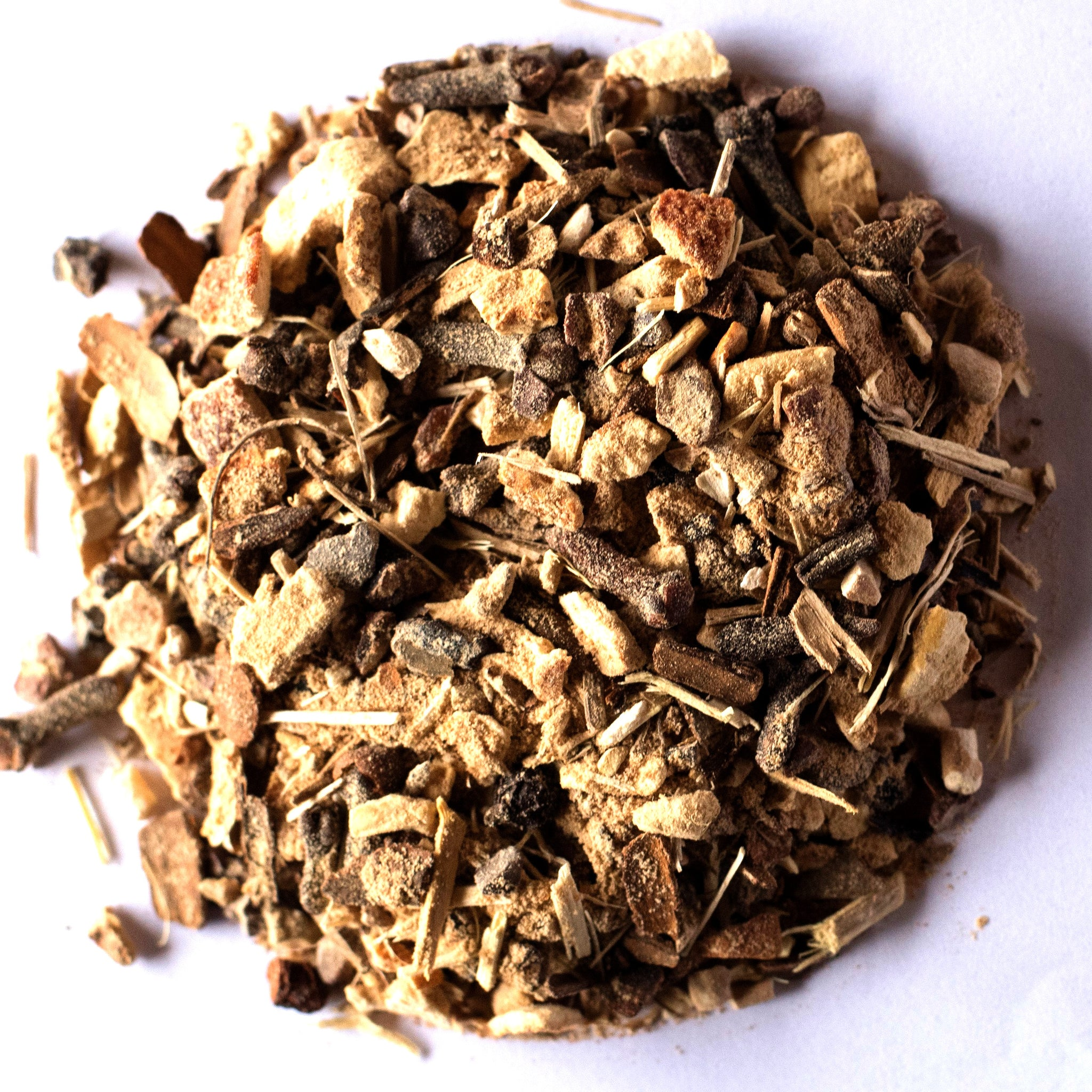 Create <br> Herbal Tea Blend for Hormone Balance