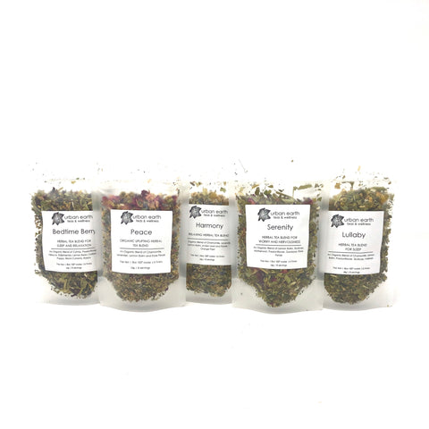 Sleep and Relaxation Tea Mini Collection