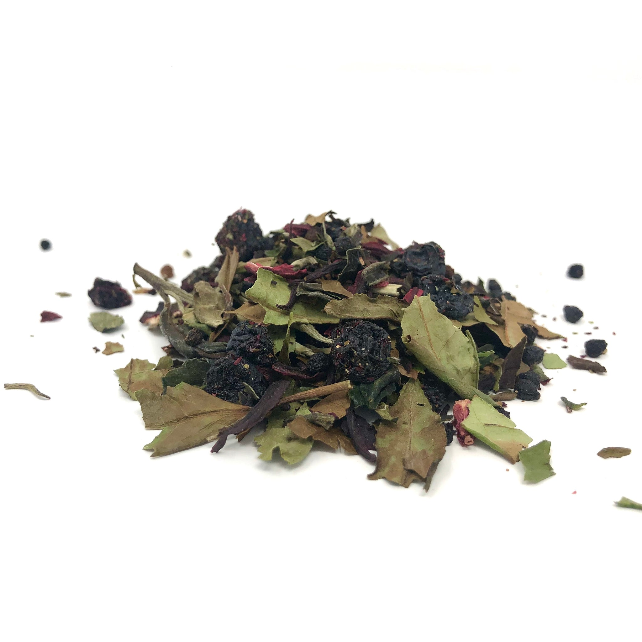Saltery Bay Blueberry White (White Tea Blend)