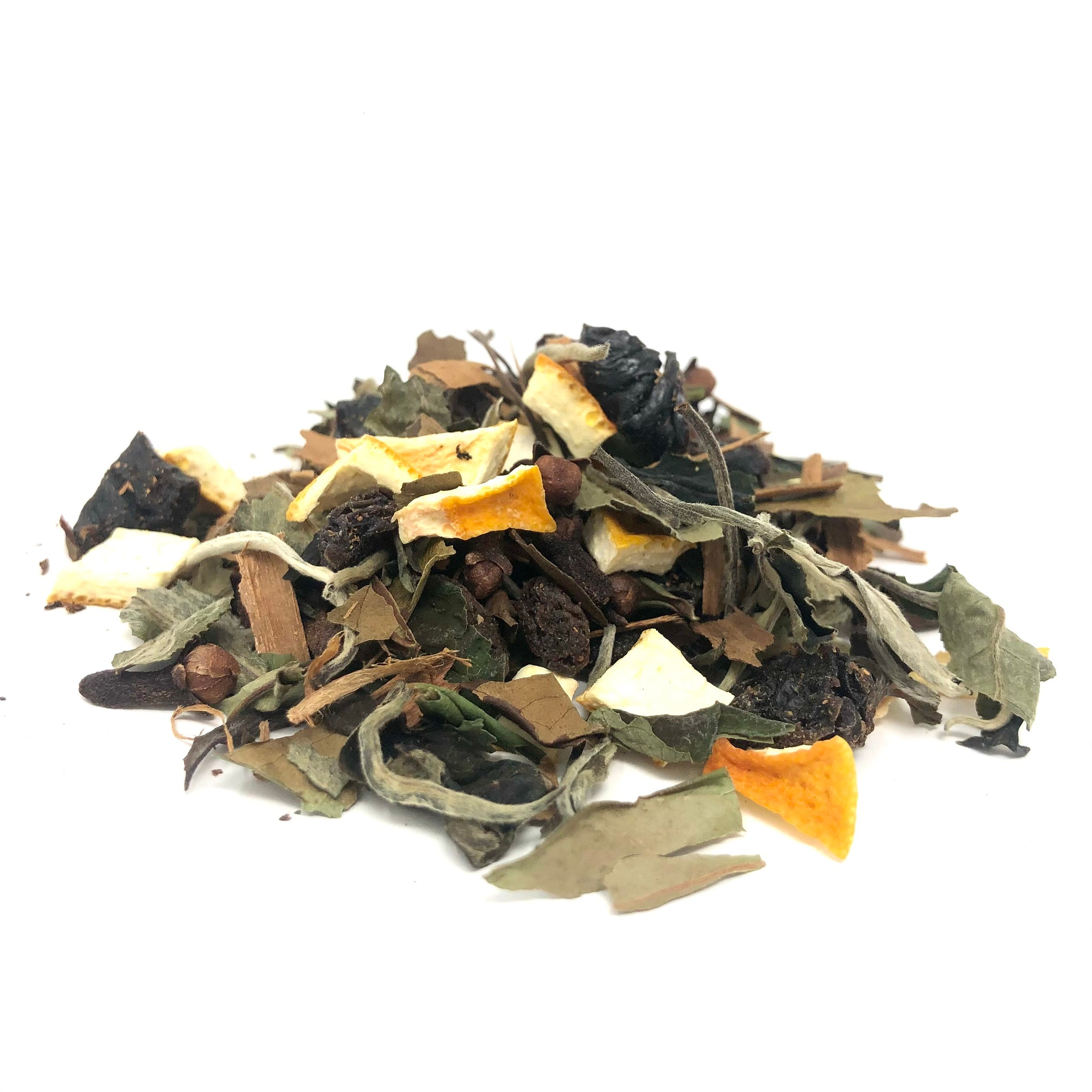 Sugar Plum (White Tea Blend)