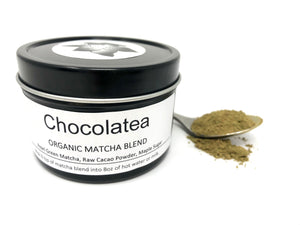 Chocolatea (Organic Matcha Hot Chocolate)
