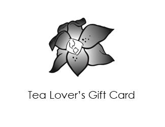 Tea Lover's Gift Card