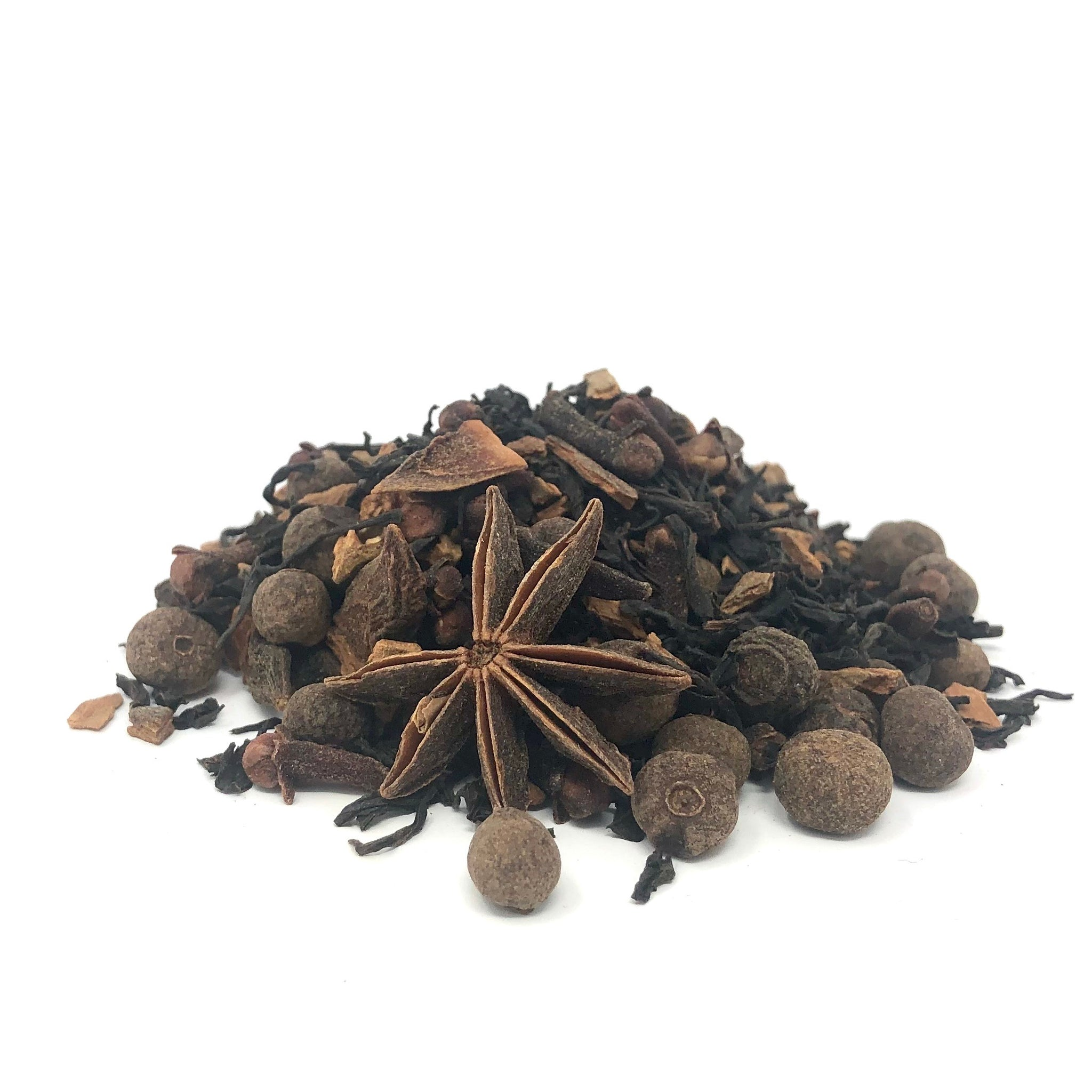 Pumpkin Spice (Black Tea Blend)