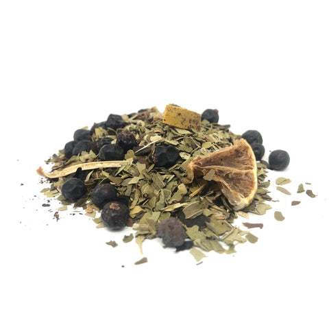Gin and Tonic <br> Green Maté Tea Blend
