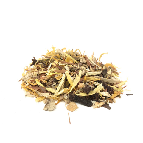 Flora Chai (Organic Herbal Tea Blend for Gut Health)
