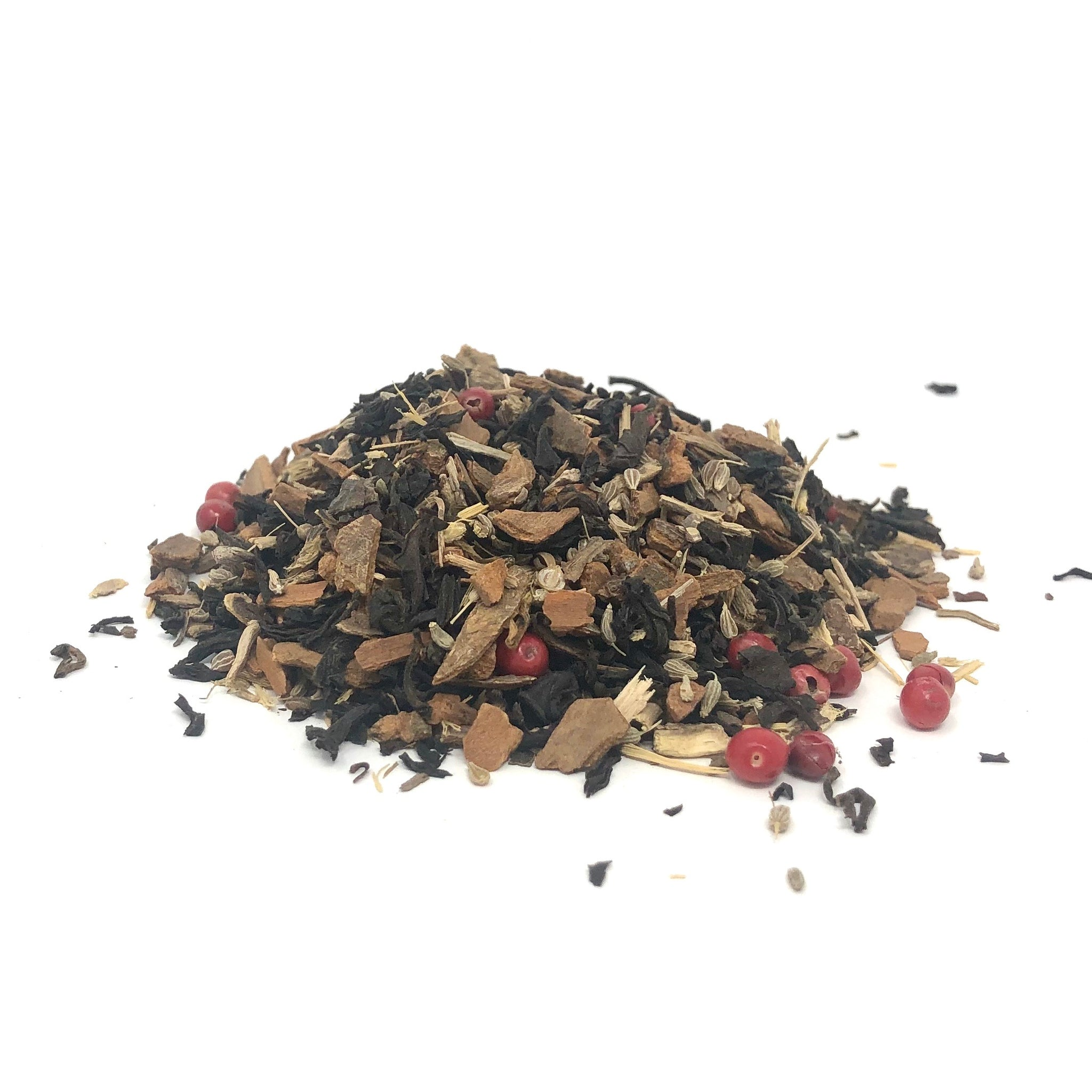 Thunderstorm (Smoked Black Tea Blend)