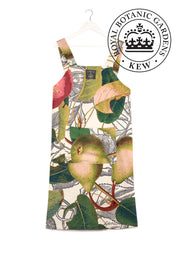 One Hundred Stars KEW Apples and Pears White Pinafore