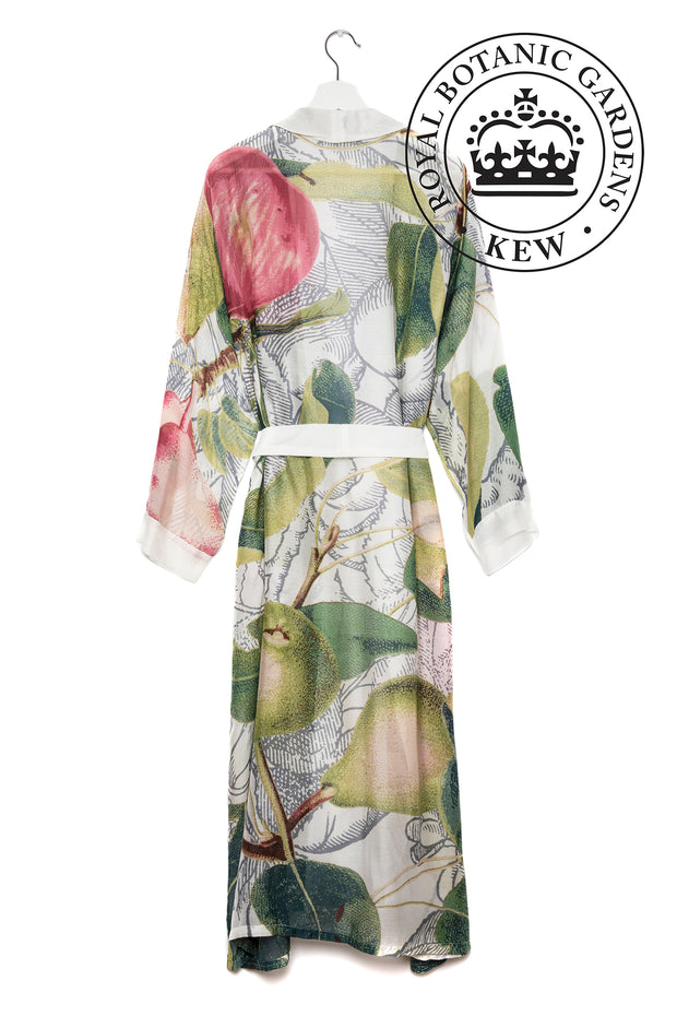 Apples and Pears White Gown