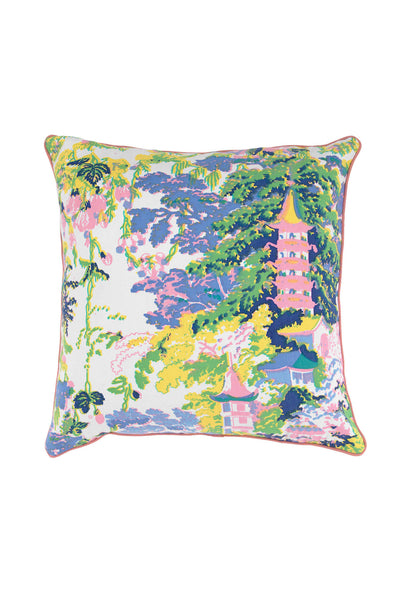 China Tree Summer Cotton Square Cushion