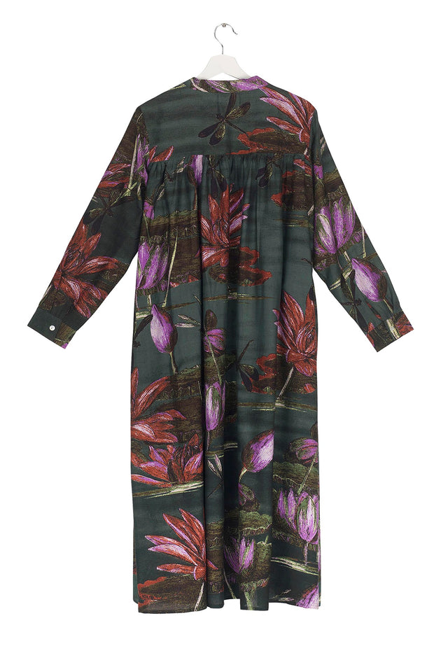 Marianne North Indian Lily Duster Coat