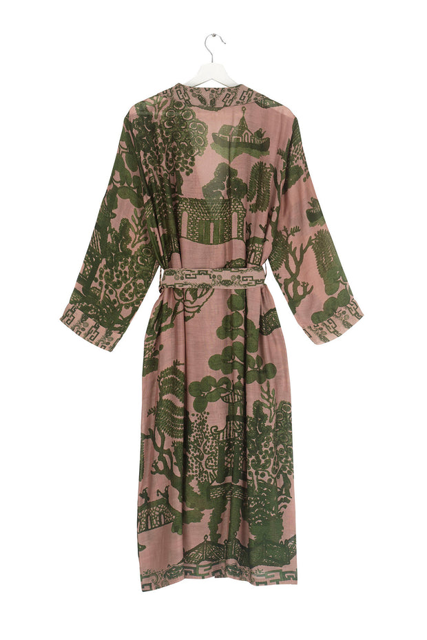 Giant Willow Green Gown