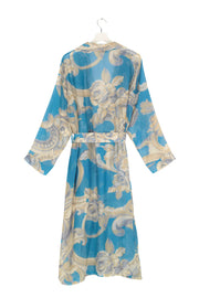 Plaster Roses Sky Gown