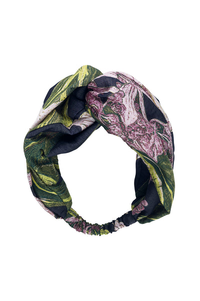 Marianne North Medinilla Headband