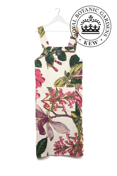 One Hundred Stars KEW Magnolia White Pinafore
