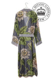 One Hundred Stars & KEW RBG Passion Flower Grey Gown