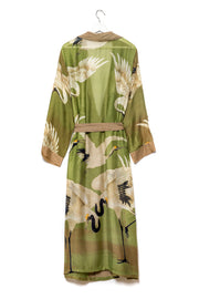 Stork Green Gown