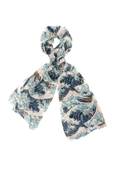 Wave Scarf
