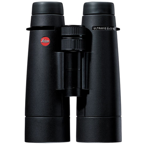 Leica 8x50 Ultravid HD Binocular - Black Armored