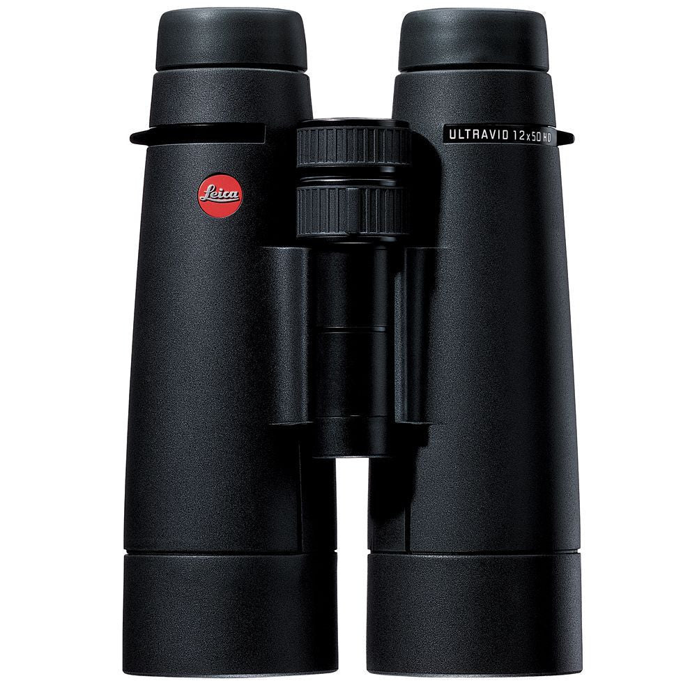 Leica 12x50 Ultravid HD Binocular - Black Armored