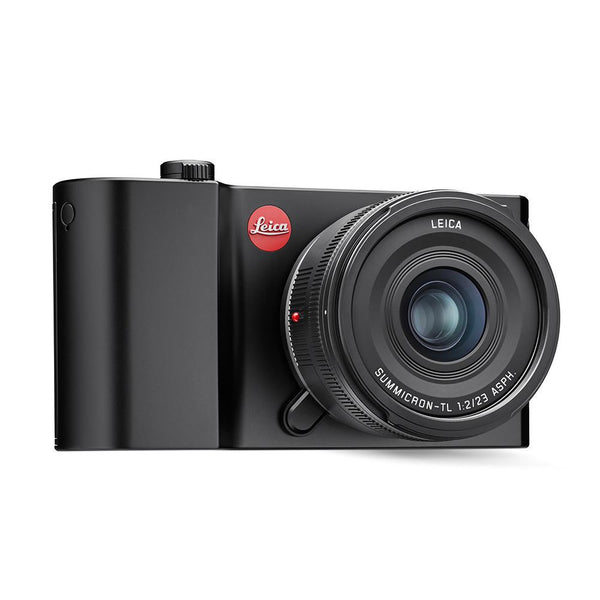 Leica TL2, black anodized finish 18 187