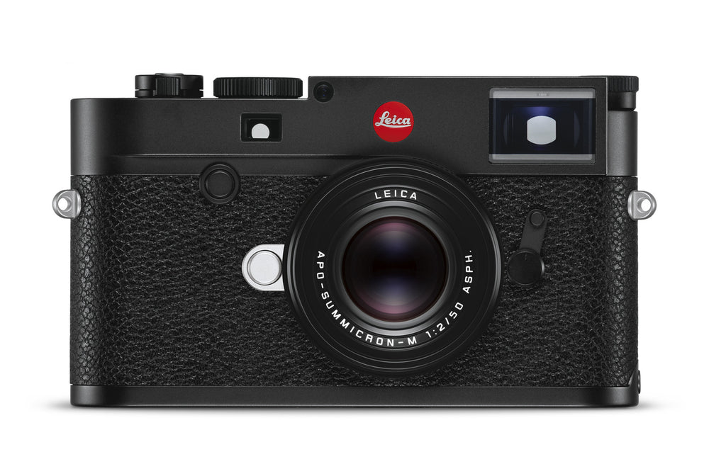 Leica M10, black chrome finish
