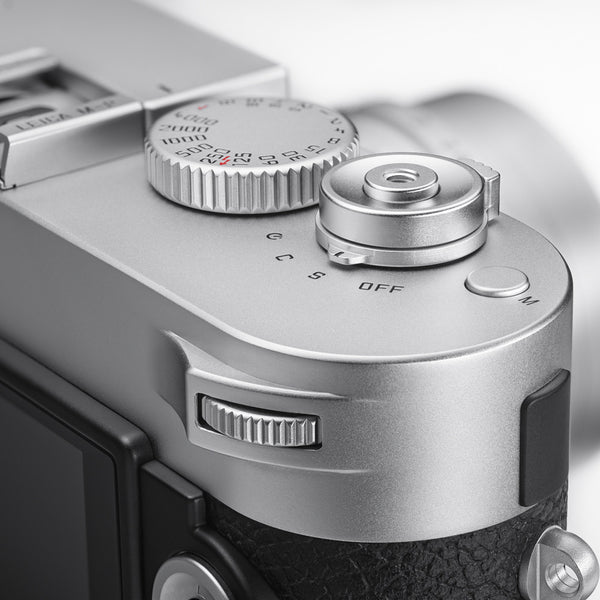 Leica M-P (Typ 240), Silver Chrome Finish