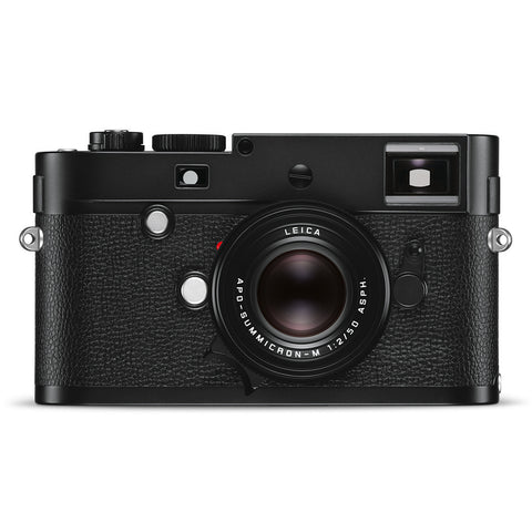 Leica M Monochrom (Typ 246) - Black Chrome 7.450 € - 25%