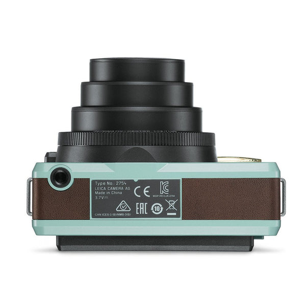 Leica Sofort Instant Film Camera, Turquesa mint