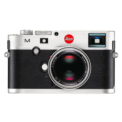 LEICA M (Typ 240) Silver paint finish