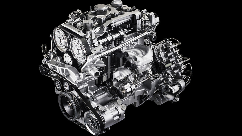 ALFA ROMEO 4C ENGINE PART 1: The Variable Valve Timing System